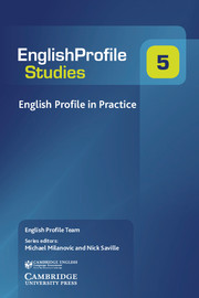 English Profile in Practice