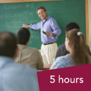 20-hour Online Teacher Development Courses Evaluating and Correcting Learners