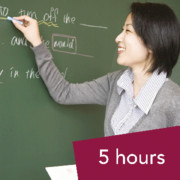 20-hour Online Teacher Development Courses Teaching Pronunciation