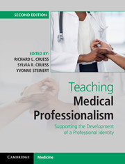 Teaching Medical Professionalism