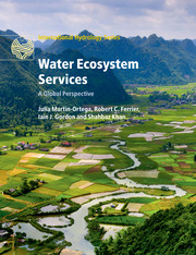 water ecosystem services edited by julia martin ortega