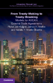 From Treaty-Making to Treaty-Breaking