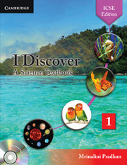 I Discover Level 1 Student Book with CD-ROM