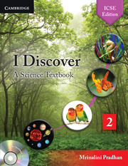 I Discover Level 2 Student Book with CD-ROM