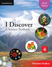 I Discover Level 4 Student Book with CD-ROM