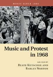 Music and Protest in 1968