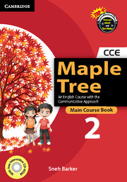 Maple Tree Level 2 Main Course Book with CD-ROM
