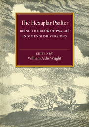 The Hexaplar Psalter