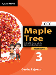 Maple Tree Level 3 Workbook