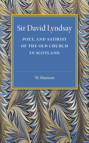 Sir David Lyndsay