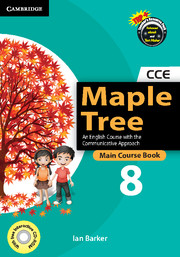 Maple Tree Main Course Book with CD-ROM