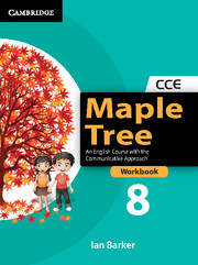 Maple Tree Level 8 Workbook