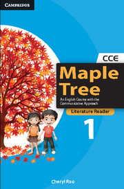 Maple Tree Level 1 Literature Reader