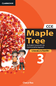 Maple Tree Level 3 Literature Reader