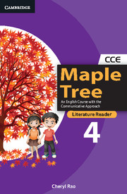 Maple Tree Level 4 Literature Reader
