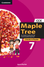 Maple Tree Level 7 Literature Reader