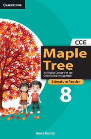Maple Tree Level 8 Literature Reader