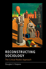 Reconstructing Sociology