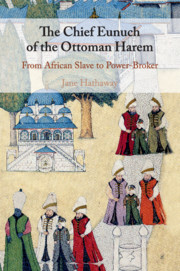 The Chief Eunuch of the Ottoman Harem