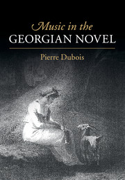 Music in the Georgian Novel
