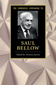The Cambridge Companion to Saul Bellow
