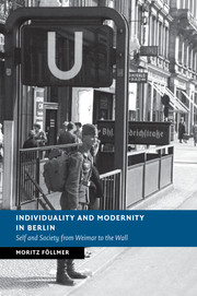 Individuality and Modernity in Berlin
