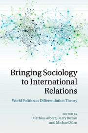 Bringing Sociology to International Relations edited by