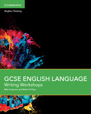 GCSE English Language Writing Workshops