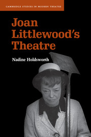 Joan Littlewood's Theatre