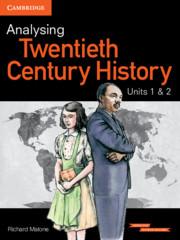 Analysing 20th Century History Units 1&2