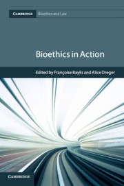 Cambridge Bioethics and Law