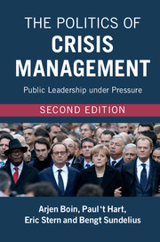 The Politics of Crisis Management