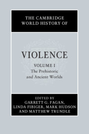 The Cambridge World History of Violence