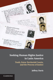 Seeking Human Rights Justice in Latin America