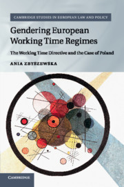 Gendering European Working Time Regimes