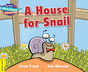 A House for Snail Yellow Band