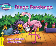 Diego Fandango Yellow Band