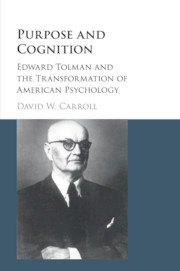 Purpose and Cognition
