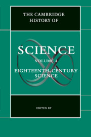 The Cambridge History of Science