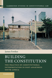 Building the Constitution