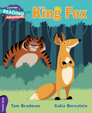 King Fox Purple Band