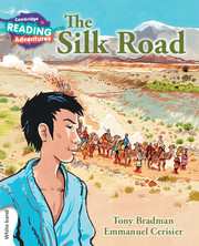 The Silk Road White Band