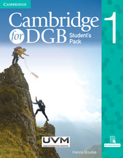 Cambridge for DGB Level 1