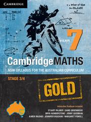 Cambridge Mathematics GOLD NSW Syllabus for the Australian Curriculum Year 7