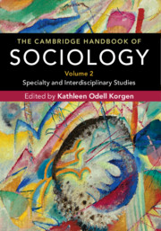The Cambridge Handbook of Sociology