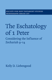 The Eschatology of 1 Peter