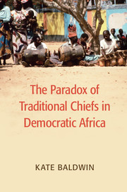 The Paradox of Traditional Chiefs in Democratic Africa