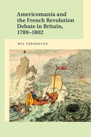 Americomania and the French Revolution Debate in Britain, 1789–1802