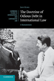The Doctrine of Odious Debt in International Law