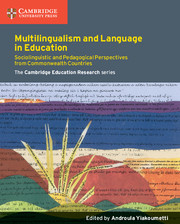 Multilingualism and Language in Education